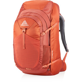 Gregory Tetrad 60 Rucksack Herren ferrous orange